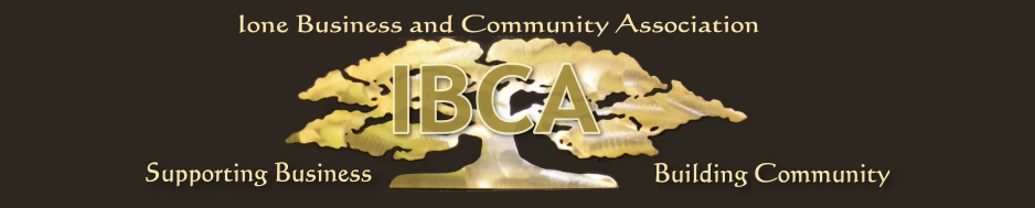 Ione Business and Community Assoc